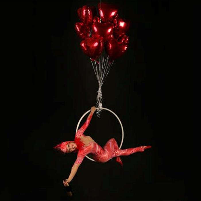 act aerialist tink valentine