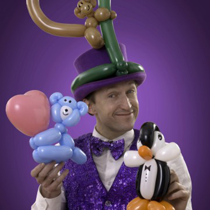 balloon modellers ritchie