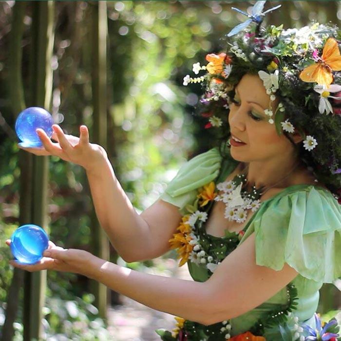 hire sorcha juggler juggling act