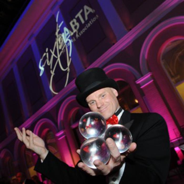 juggler act mr pemberton