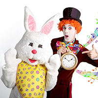 mad hatter alice themed acts
