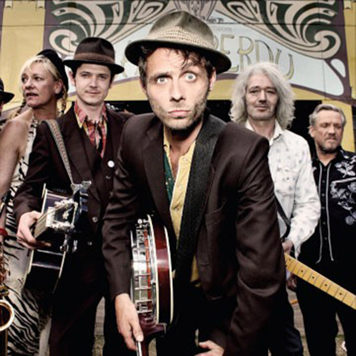 vagaband americana band